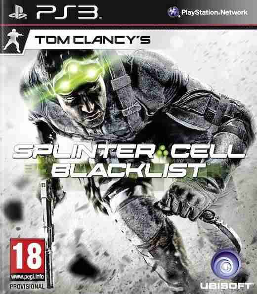 Descargar Splinter Cell Blacklist [MULTI][Region Free][FW 4.3x][DUPLEX] por Torrent